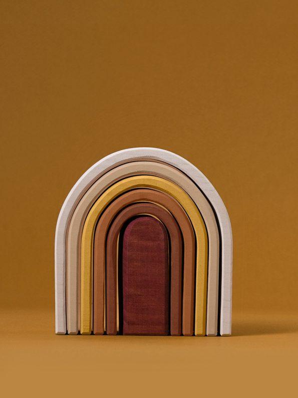 Oval Rainbow Stacker