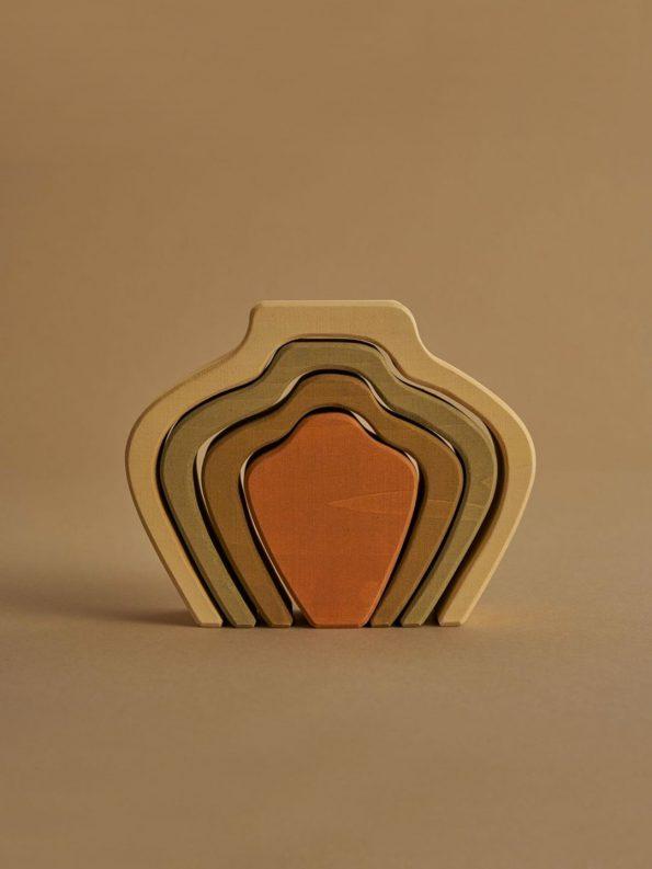 Vase Arch Stacker