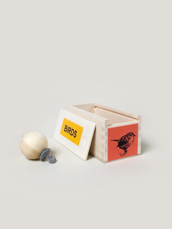 Bird Call – Robin